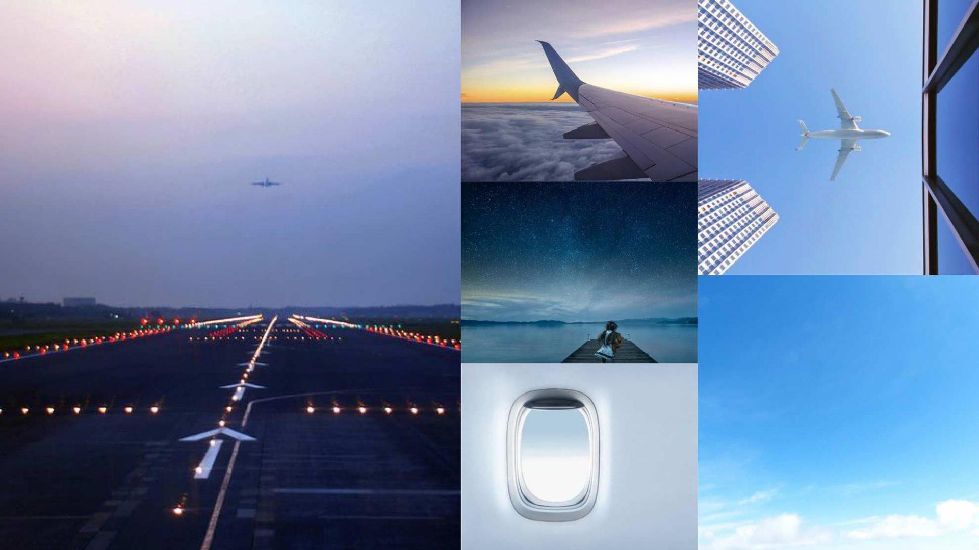 Доска настроения для проекта офиса авиакомпании Победа