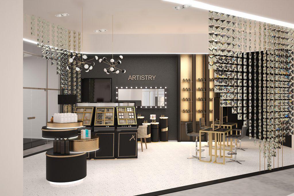 Дизайн женского магазина: особенности и важные аспекты - Фото