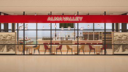 Магазин «Alma bar» в г.Анапа