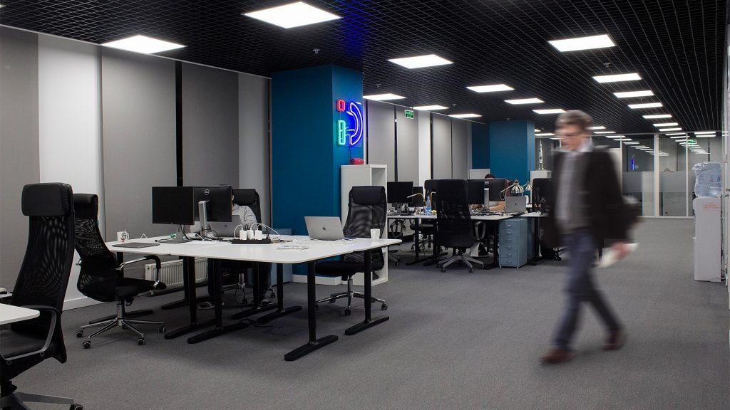 Каким должен быть проект перепланировки офиса - Фото