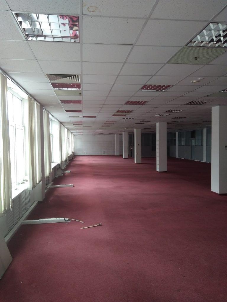офис Победа до ремонта