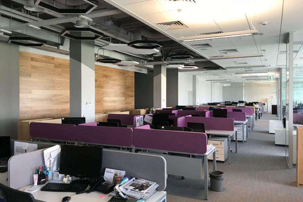 Архитектурный проект офиса: основные аспекты - Фото