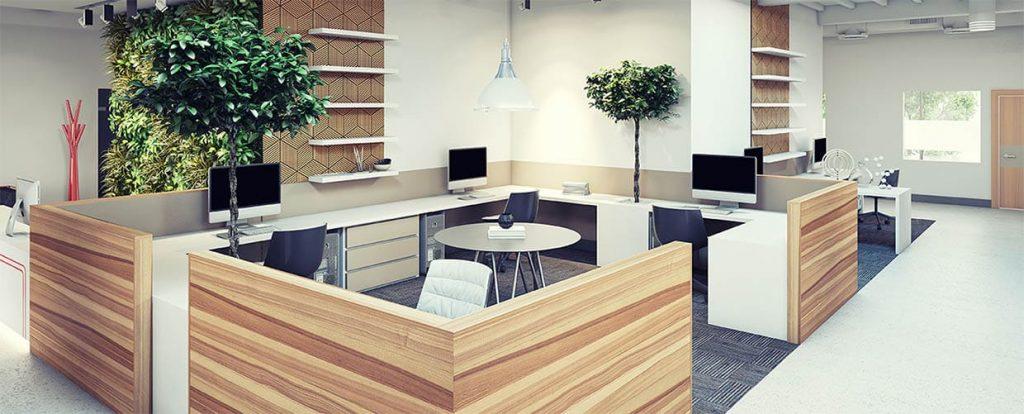 Проект для капитального ремонта офиса - Фото
